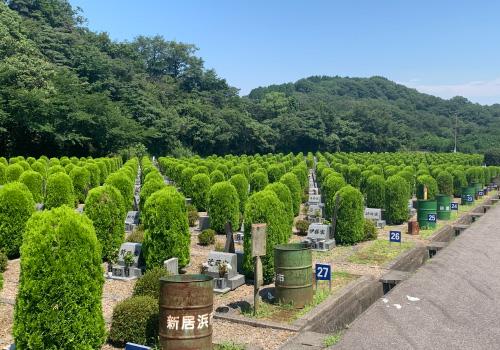 平尾墓園(第1・2・3)
