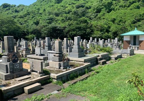 土ケ谷墓地